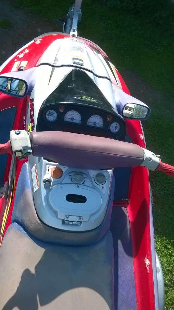 Moto de agua kawasaki jet ski 1100 cc