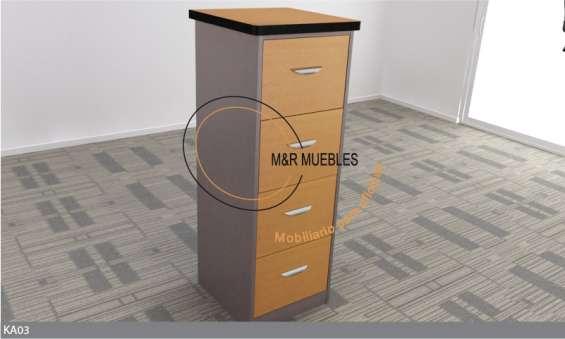 Kardex y muebles para oficinas
