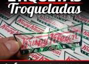 Etiquetas autoadhesivas troqueladas grafica24