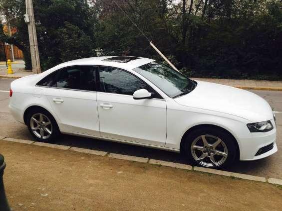 Audi a4 1.8 tfsi turbo multitronic 160ps