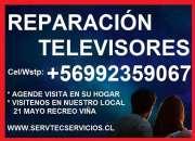 Servicio técnico televisores lg samsung aoc sony masterg nex