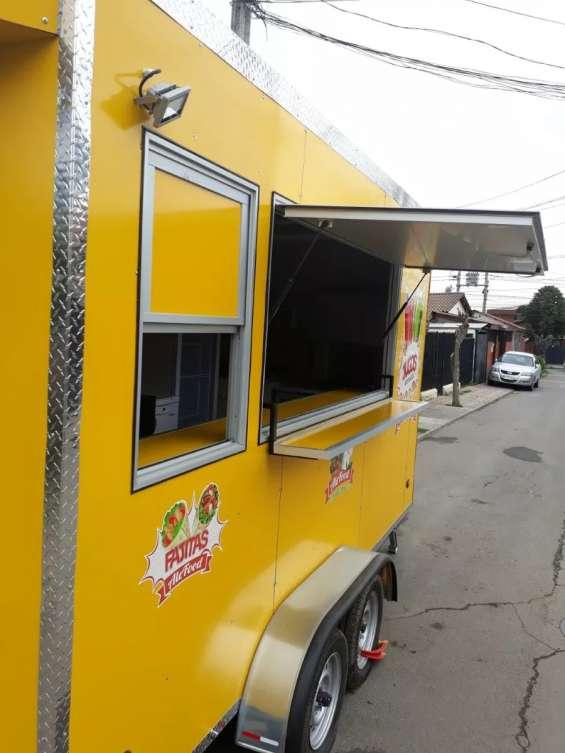 Carro food truck ven