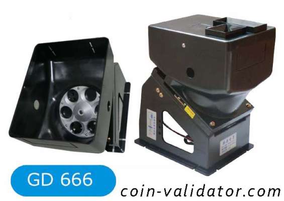 coin motor hopper counter motor for coin payment change