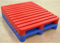 Pallets para usos multiples, hasta -40°c.