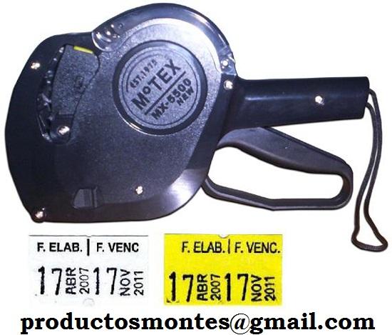 Fechadora mx 5500