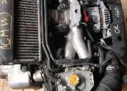Motor Subaru turbo 2.0