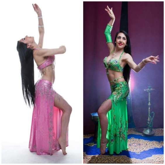 Odaliscas,show de danza arabe