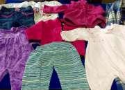 Vendo ropa usada bebé
