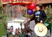 YoEventos en santiago regala charros a domicilio