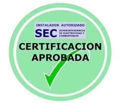 Certificado te1, litoral central