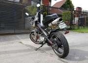 Se vende moto marca Sachs modelo Madass, fabricada en Alemania