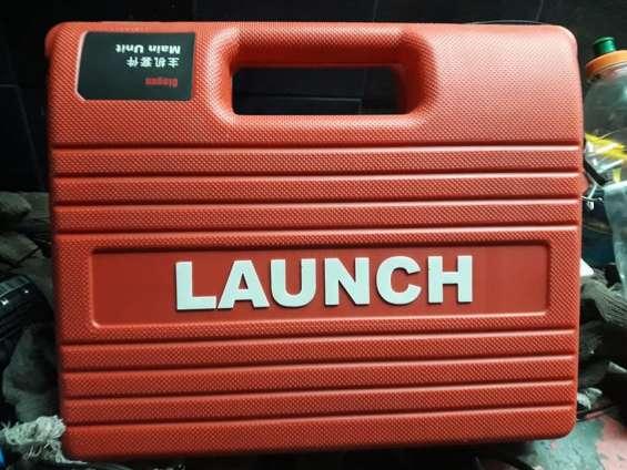Equipo scanner launch x-431 diagun como nuevo.