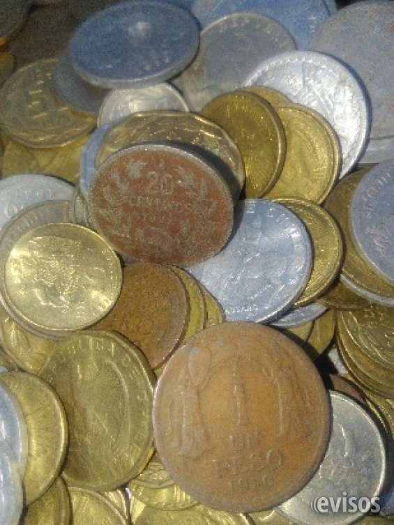 Fotos de Monedas antiguas de chile 2