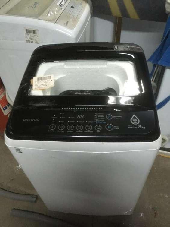 Vendo lavadoras nuevas marca daewoo, midea, sindelen, remate