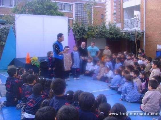 Show de magia magos cumpleaños niños animación infantiles payasitas