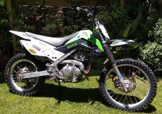 Kawasaki klx 140 l 2014