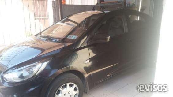 Colectivo hyunday accent 2014