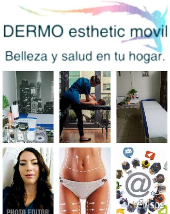 Dermo esthetic servicio movil