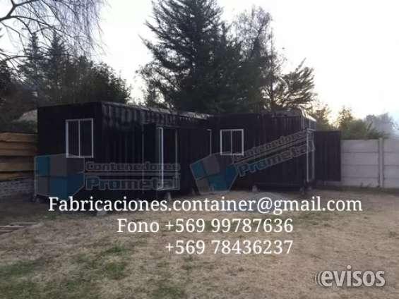 Oficinas container proyectos modulares