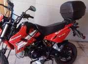 Vendo moto marca motorrad