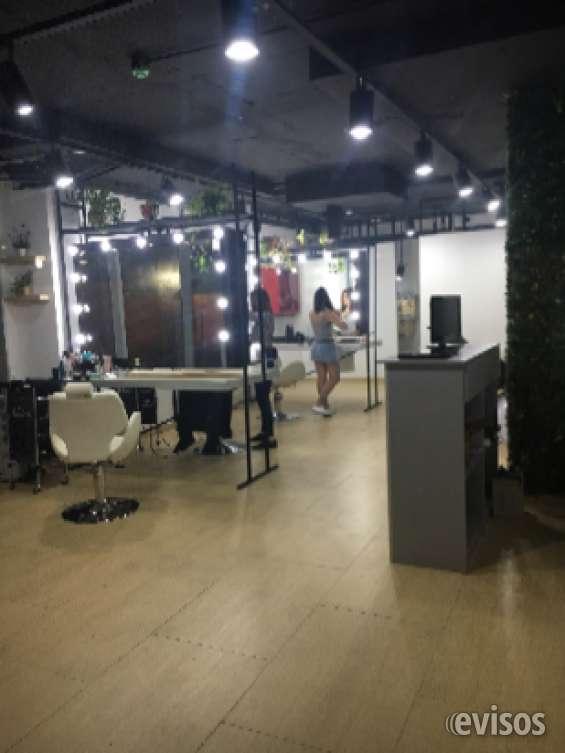 Arriendo sillon estilistas con cartera clientes