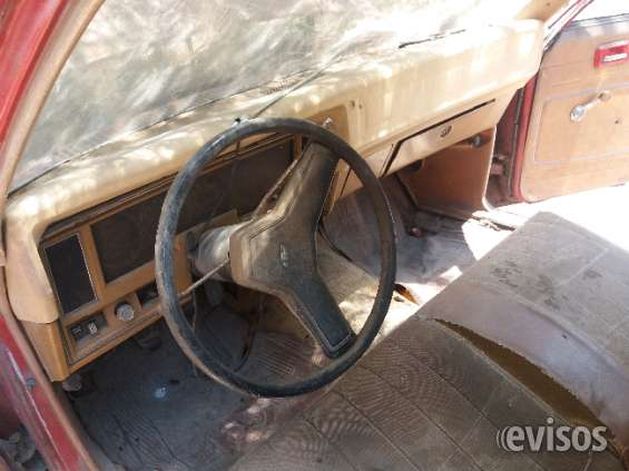 Chevy nova año 1977 motor andando