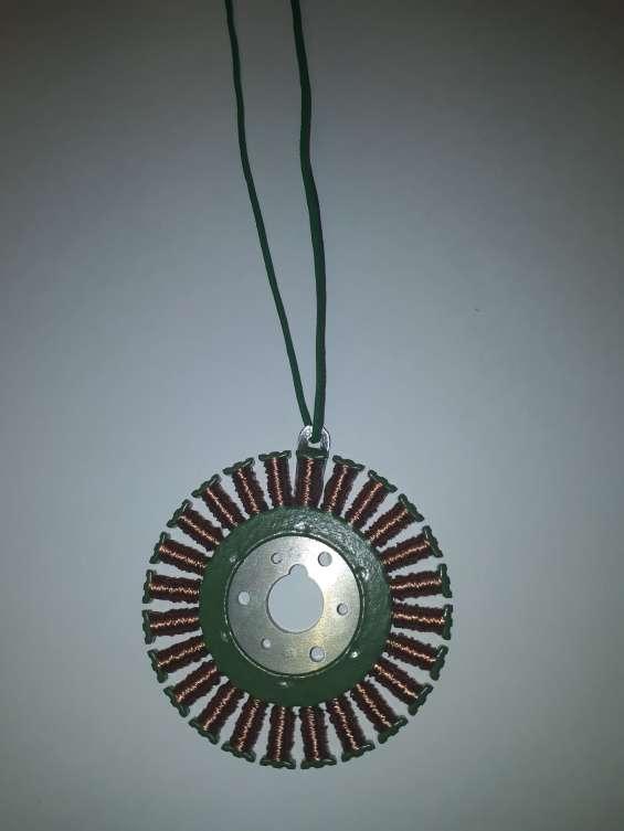 Collar cadena colgante energético amuleto proteccion