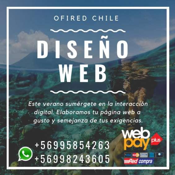 Pagina web ofired chile