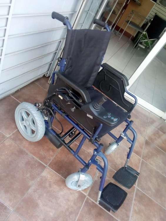 Reparacion de silla de ruedas