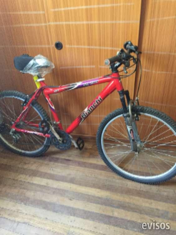Bicicketa biamchi aro 26 6 velocidades poco uso