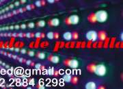 LETREROS LED ROJO USB