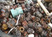 Chatarra motores electricos