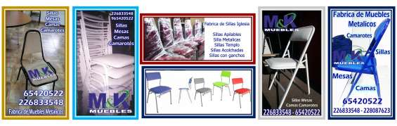 Fotos de Sillas,mesas,camarotes,camas 10