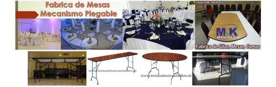 Fotos de Sillas,mesas,camarotes,camas 5