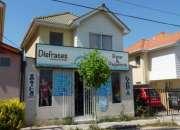 Casa + local comercial, San Carlos, Puente Alto