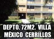 Dueña Vende Depto. Condominio Villa México Cerrillos
