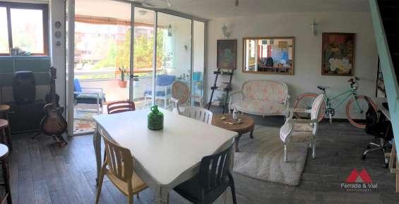 Fotos de Se vende departamento duplex en providencia metro pedro valdivia 3
