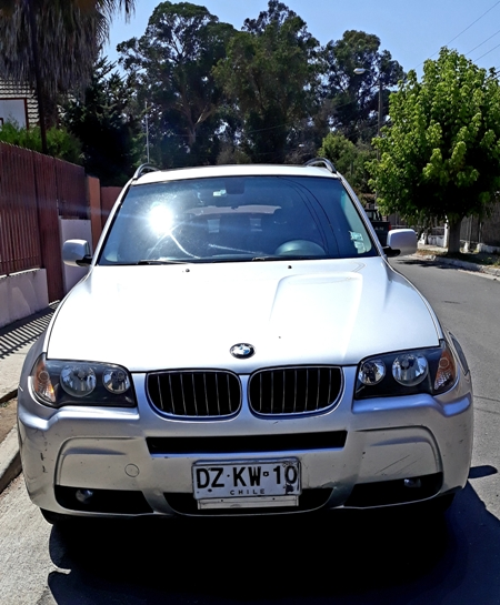 Vendo bmw x3 2006 full