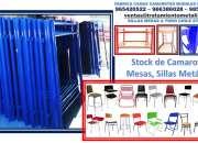 Fabricación de muebles metálicos