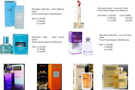Fotos de Perfumes alter mujer 10