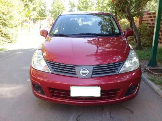Nissan tiida 2010 full equipo unico dueño