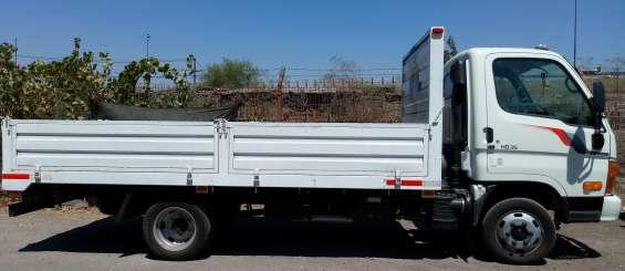 Arriendo camion 2000 kilos