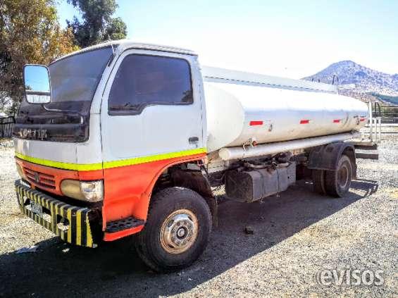 Fotos de Vendo camión aljibe diesel. optimo estado. 2