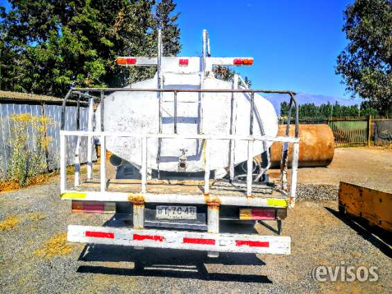 Fotos de Vendo camión aljibe diesel. optimo estado. 4