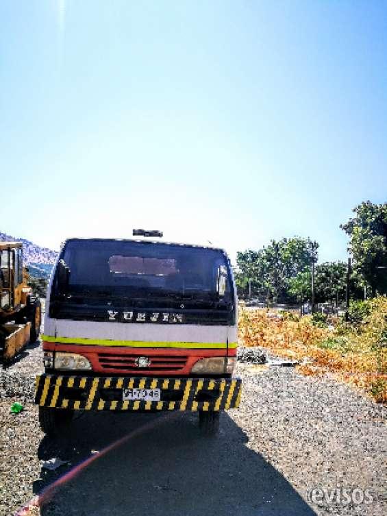 Fotos de Vendo camión aljibe diesel. optimo estado. 3