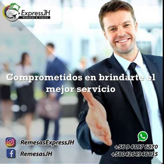 Sigue en instagra: @remesasexpressjh