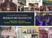 fabrica de muebles metalicos