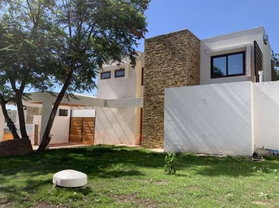 Se venden casas en proyecto inmobiliario la florida