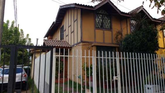 Casa 126m ampliada 3 dorm 2 baños v. los prados pte alto
