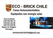 construcciones sustentables equipadas con Energia solar